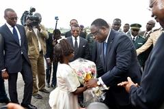 Visite au Cameroun de S.E. Macky SALL, Président de la République du Sénégal (12)