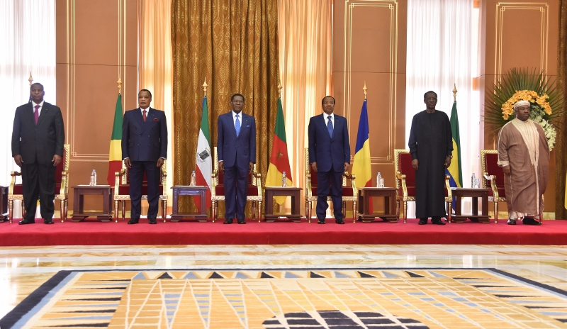 Extraordinary Summit of Heads of State of Central Africa on the economic and monetary situation of the sub-region