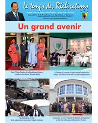"Edition No. 33 of the bilingual newsletter ""Le Temps des Réalisations"""