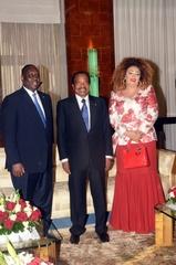 Visite au Cameroun de S.E. Macky SALL, Président de la République du Sénégal (7)