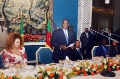 Visite au Cameroun de S.E. Macky SALL, Président de la République du Sénégal (2)