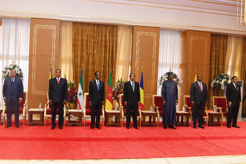 Extraordinary Summit of CEMAC Heads of State in Yaounde
