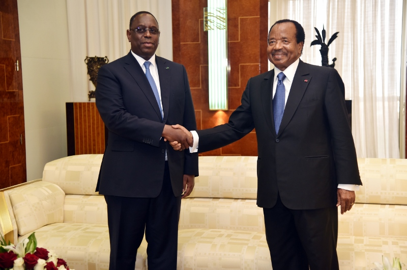 Visit to Cameroon of H.E. Mr Macky Sall, President of the Republic of Senegal
