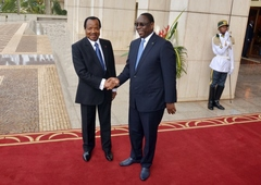Visite au Cameroun de S.E. Macky SALL, Président de la République du Sénégal (11)