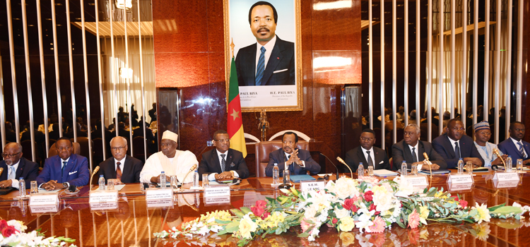 President BIYA issues 'Great Opportunities' Directives at Council of Ministers Meeting