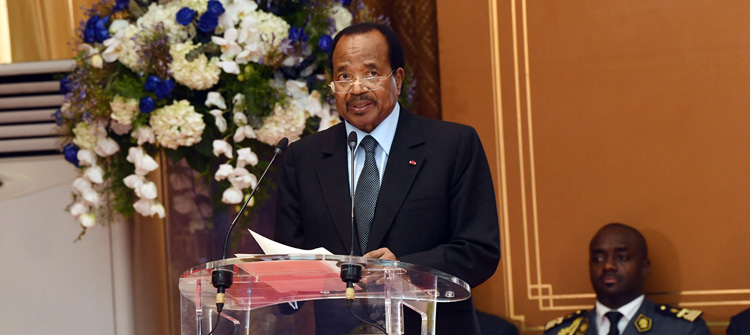 Closing speech by H.E. Paul Biya during the Extraordinary Summit of CEMAC