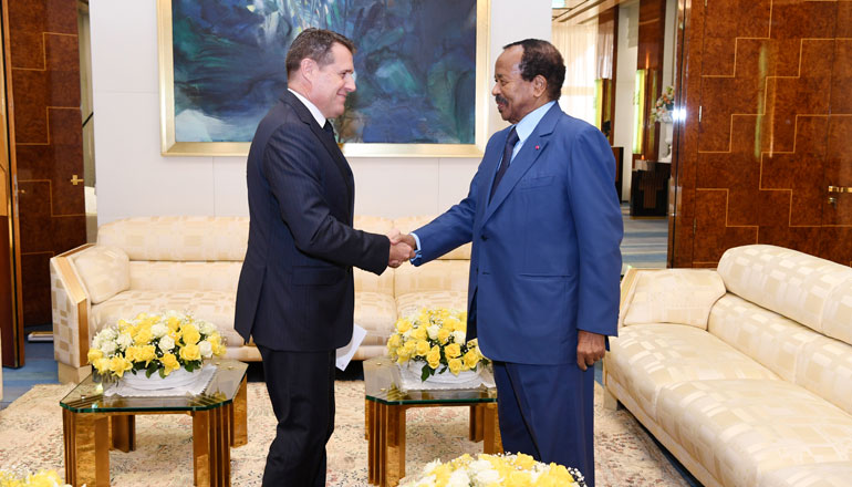 Switzerland to Support Peace Efforts in Cameroon