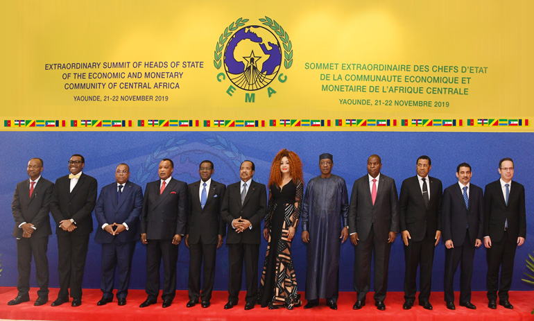 CEMAC Leaders Renew Commitment to Accelerate Integration and Foster Growth
