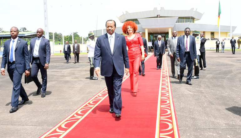 President Paul BIYA to Attend the Paris Peace Forum