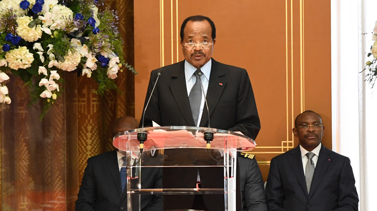 Opening speech by H.E. Paul BIYA during the Extraordinary Summit of CEMAC