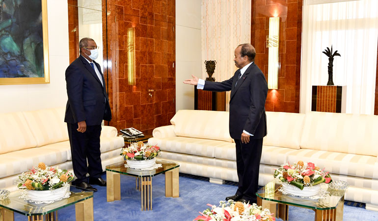 Cameroon, Burkina Faso Exchange Experiences on Security, Health and Good Governance