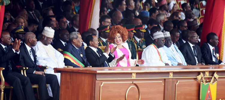 Cameroon celebrates military cooperation with Nigeria on 46th National Day