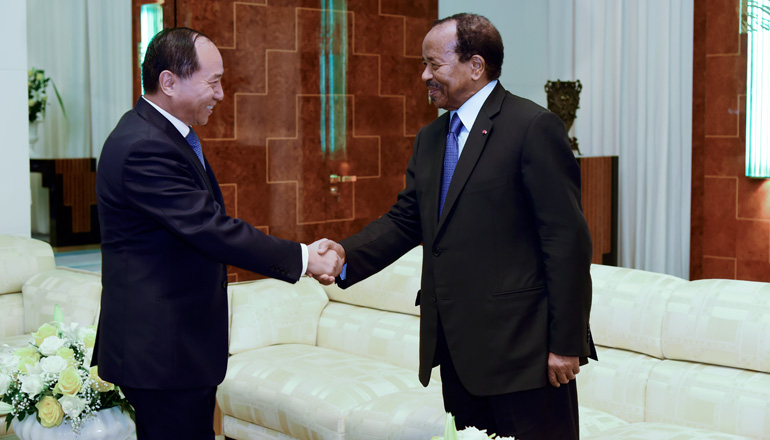 President Paul BIYA to visit China