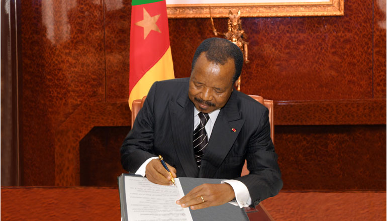 Coronavirus: President Paul BIYA's Instructions