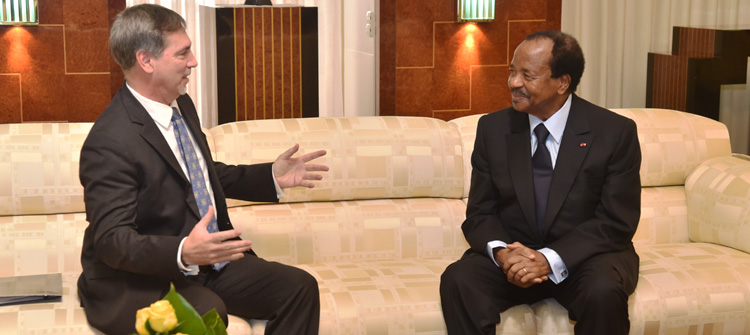 Cameroon-U.S. relations to grow in Trump's Administration