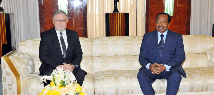 Cameroon – Switzerland: Ambassador Bids Farewell