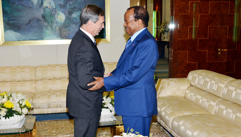 Cameroon-U.S. Cooperation: Ambassador Michael Stephen Hoza Predicts a Bright Future