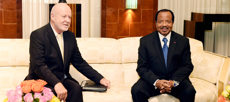 Russia supports Cameroon's fight against piracy