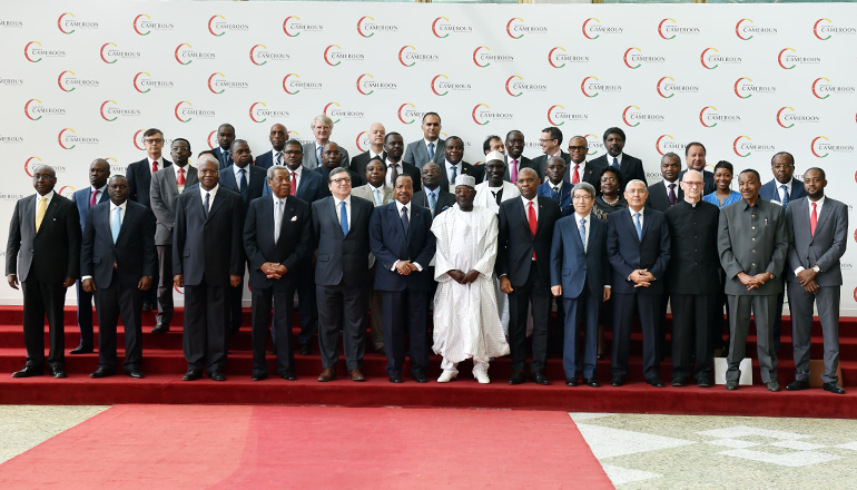 Declaration of the Conference « Investing in Cameroon , Land of Attractiveness »