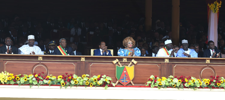 President Paul BIYA Presides Over Cameroon's 45th National Day