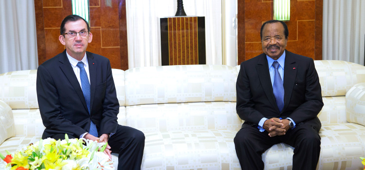 Creation of DDR Committee: French Ambassador Congratulates President Paul BIYA