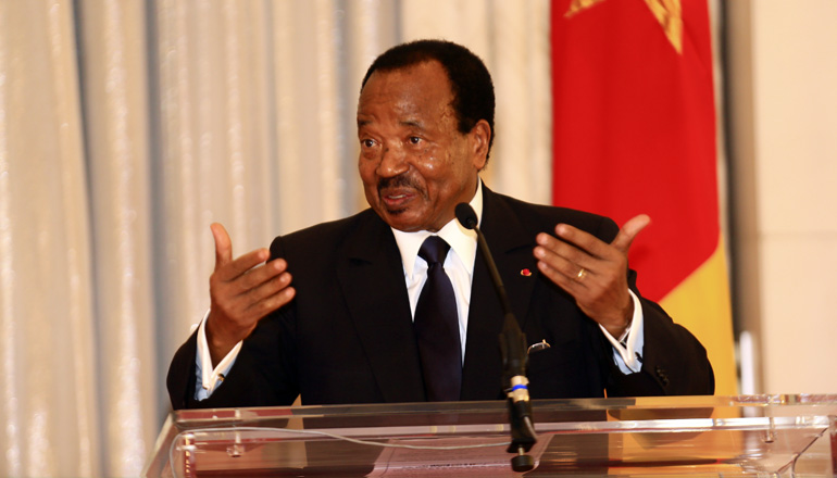 Opening Statement by President Paul BIYA during the Joint Press Conference at the Unity Palace on the occasion of the State Visit to Cameroon of H.E. François HOLLANDE, President of the French Republic