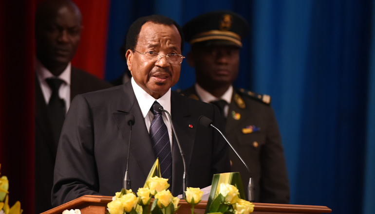 Opening speech by H.E. Paul BIYA, President of the Republic of Cameroon 60th commonwealth parliamentary conference