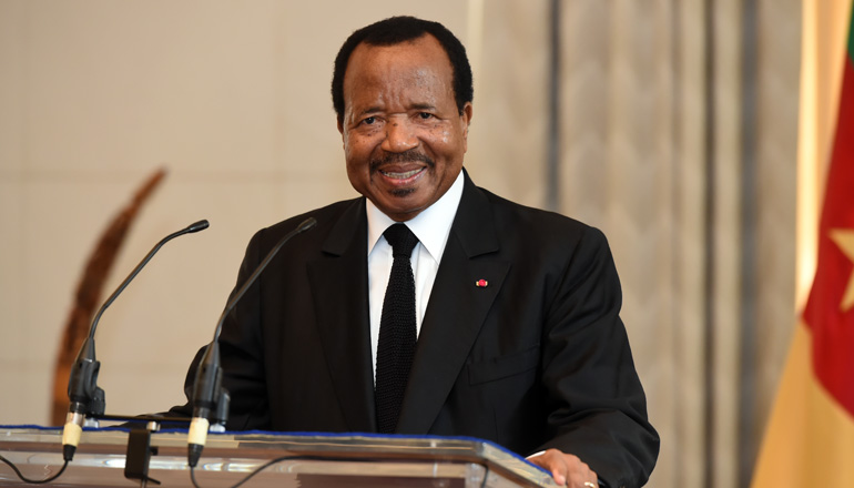 Statement by the Head of State at the solemn ceremony to receive freed Cameroonian and Chinese hostages at Unity Palace