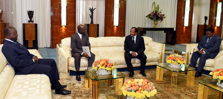 Cameroon and Chad concert on the fight against Boko Haram