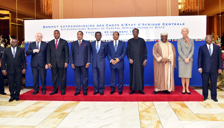 Central African Heads of State to Stabilise CEMAC Economies