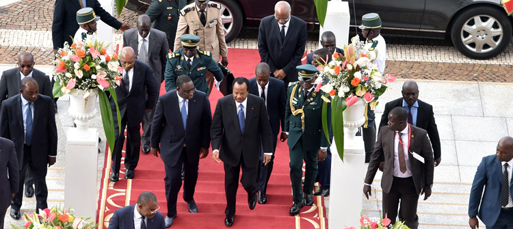 President Macky SALL Hails Cameroon's Exemplary Status in Africa
