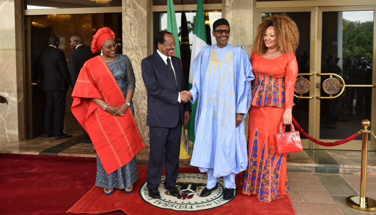 State visit of H.E. Paul BIYA to Nigeria : Joint Communiqué