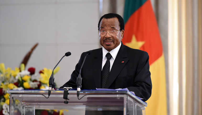 Speech by H.E. Paul BIYA in Response to New Year Wishes from the Diplomatic Corps