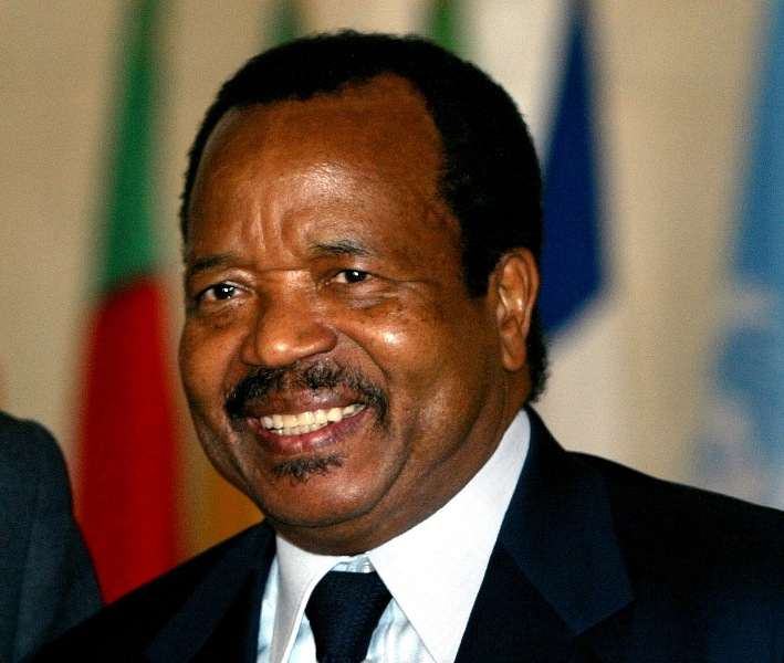 Paul Biya: The President of The Republic of Cameroon
