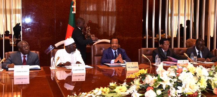 Political Bureau meeting projects way forward