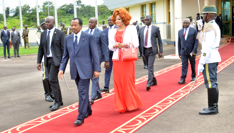 Presidential Couple travels to Europe