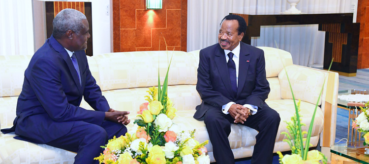 Unity and Stability: African Union Supports Cameroon